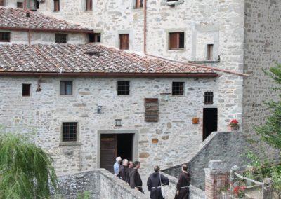 Casa Del Mulino Franciscan Monastery near Cortona