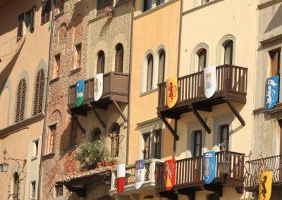Casa Del Mulino Cortona Places To Visit - Arrezzo